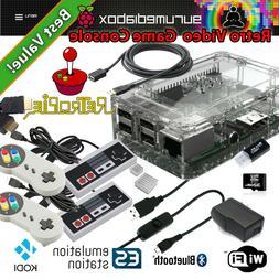 #1 Raspberry Pi 3+ Video Game System-Kodi-Retropie-35 System