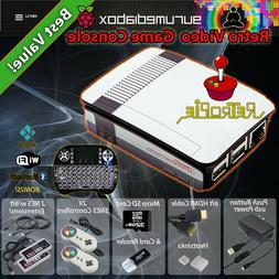 #1 Raspberry Pi 3+ Video Game System-Kodi-Retropie-35 System