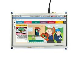 "Waveshare 10.1"" TFT LCD Display 1024*600 Resistive Touch Scr"