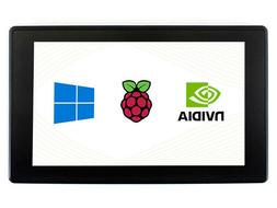 1024x600 7inch IPS Screen Display with Case for Raspberry Pi