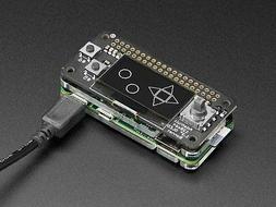 Adafruit 128x64 OLED Display Screen Bonnet for Raspberry Pi
