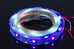 ACROBOTIC 1m 30-Pixel Addressable 24-Bit RGB LED Strip , 5V,