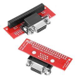 1Pc Adapter Board Portative Durable Utility Gert-VGA Module