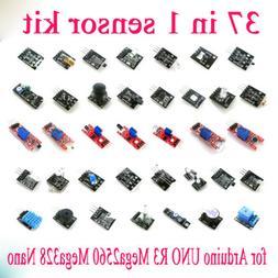 1set 37 in 1 Sensor Module Kit Set for Raspberry Pi & Arduin
