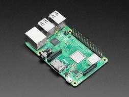 Raspberry Pi 3 Model B+ 1.4GHz Cortex-A53 with 1GB RAM, 5 GH