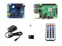Raspberry Pi 3 Model B+  Development Kit B with Expansion Bo