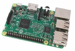 Raspberry Pi 3 Model B Broadcom 2837 ARMv8 64bit 1.2GHz 1GB