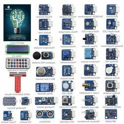 SunFounder Basic Sensor Kit for Raspberry Pi 2 Model B+ & 40
