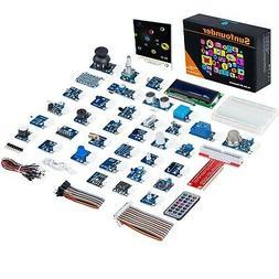 SunFounder 37 Modules Sensor Kit V2.0 for Raspberry Pi 3, 2