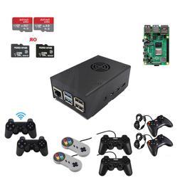Raspberry Pi 4 B Game Kit G4B01 Retro Game Console Fully Loa