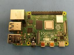 Raspberry Pi 4 Computer Model B - 4GB RAM NEW *open box*