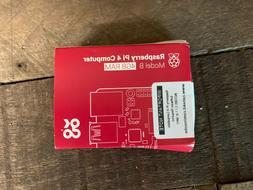 Raspberry Pi 4 Computer Model B 4GB RAM NEW