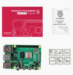 Raspberry Pi 4 Computer Model B 4GB RAM *NEW UNOPENED*