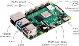 Raspberry Pi 4 Model B 2019 Quad Core with Bluetooth and WIF
