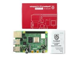 Raspberry Pi 4 Model B 2GB RAM BCM2711B0 Cortex-A72 64-bit 1