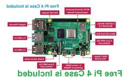 Raspberry PI 4 Model B 4GB RAM Quad Core 64 bit Motherboard