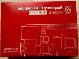 Raspberry Pi 4 Model B 4GB RAM, Shipped Brand New!