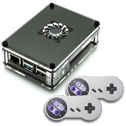 RetroPie 128GB Raspberry Pi 4 2GB Retro Arcade Console Gamin
