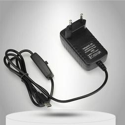 5V 3A Power Supply Charger Adapter ON/OFF Switch USB-C for R