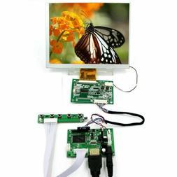 "7"" HDMI Screen Raspberry Pi Display CLAA070MA0ACW 800x600 LC"
