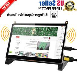 7'' inch 1024x600 HDMI Raspberry Pi Capacitive Touch Screen