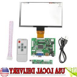 7inch 1024*600 LCD TFT Display HDMI VGA Monitor Screen Kit f
