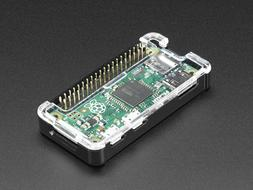 Adafruit Raspberry Pi Case - Pi Zero / Pi Zero W Black Base