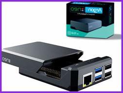 Argon NEO Raspberry Pi 4 Model B Heatsink Case Supports Cool