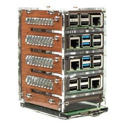 C4Labs - Bramble Box - for Raspberry Pi 4B, 3B+, 3 & Pi Driv