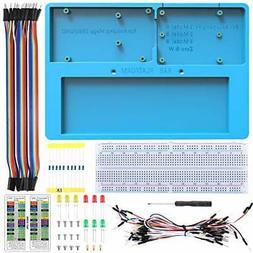 UNIROI Breadboard Kit with Arduino Raspberry Pi Breadboard