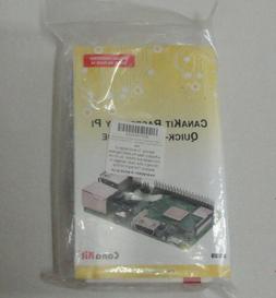 CanaKit Raspberry Pi  Quick-Start Guide Raspberry , SEALED N