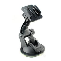 Car Windshield Suction Cup Mount Stand Holder For GoPro HD H