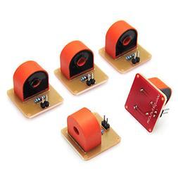 Gikfun DIY 5A Range AC Current Transformer Module for Arduin