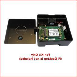 DIY Pi Desktop Computer Case w/ Berryku Fan Kit - Raspberry