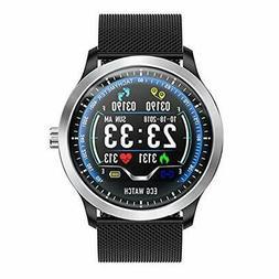 ASHATA ECG + PPG Smart IPS Wristband Sport Watch IP67