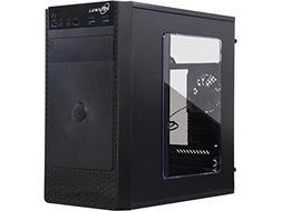Rosewill FBM-X1 Black Steel / Plastic ATX Mini Tower Case wi