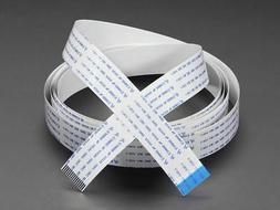 Adafruit Flex Cable for Raspberry Pi Camera or Display - 2 m