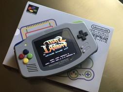 GBA Gameboy Advance Raspberry Pi RetroPie Custom Famicom Tri