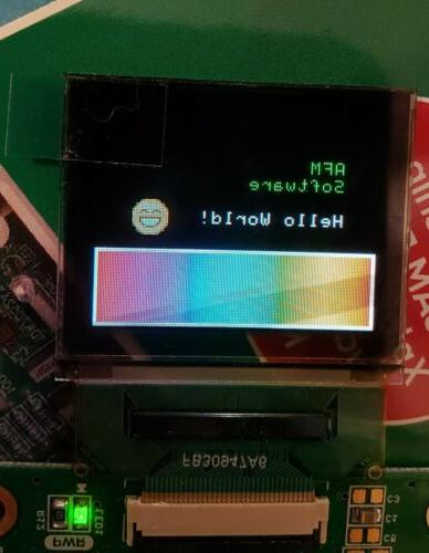 Display with PI Arduino