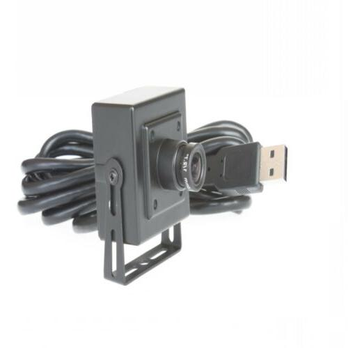 Android Raspberry CMOS USB Webcam 1080p