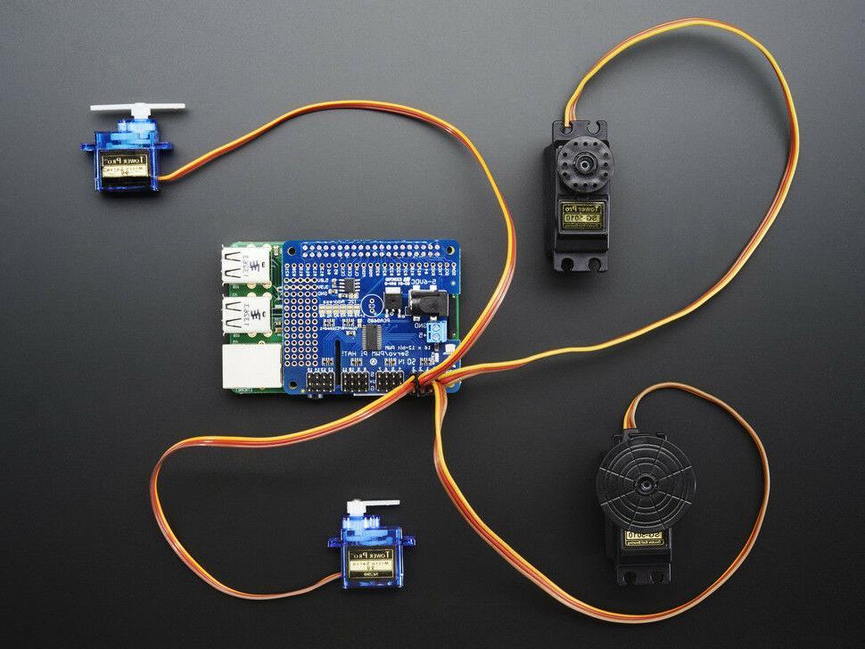 2327-Raspberry Pi PWM Servo Hat Development Board