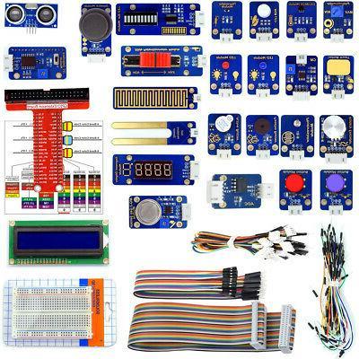 24 modules sensor kit for raspberry pi
