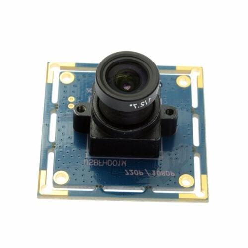 2MP CMOS Free Driver 120fps F Raspberry 12mm
