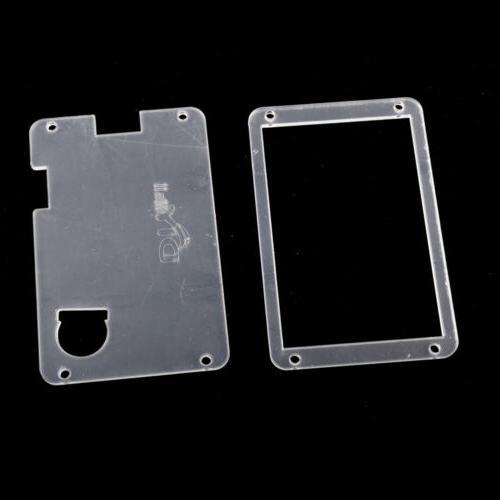 3.2'' HMI Raspberry Pi+Acrylic Case