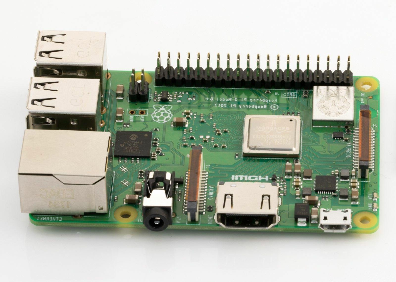 Raspberry PI 3 B+ B Bit Quad WIFI Motherboard Computer