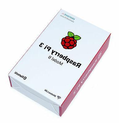 Raspberry 3 B 1GB Core CPU PC