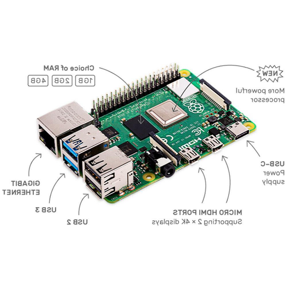 Raspberry 4 B 2.4 / WIFI Bluetooth