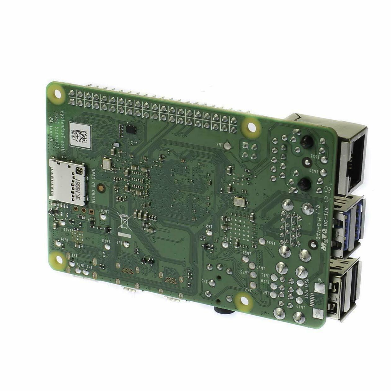 Raspberry B - - 4GB - 8GB