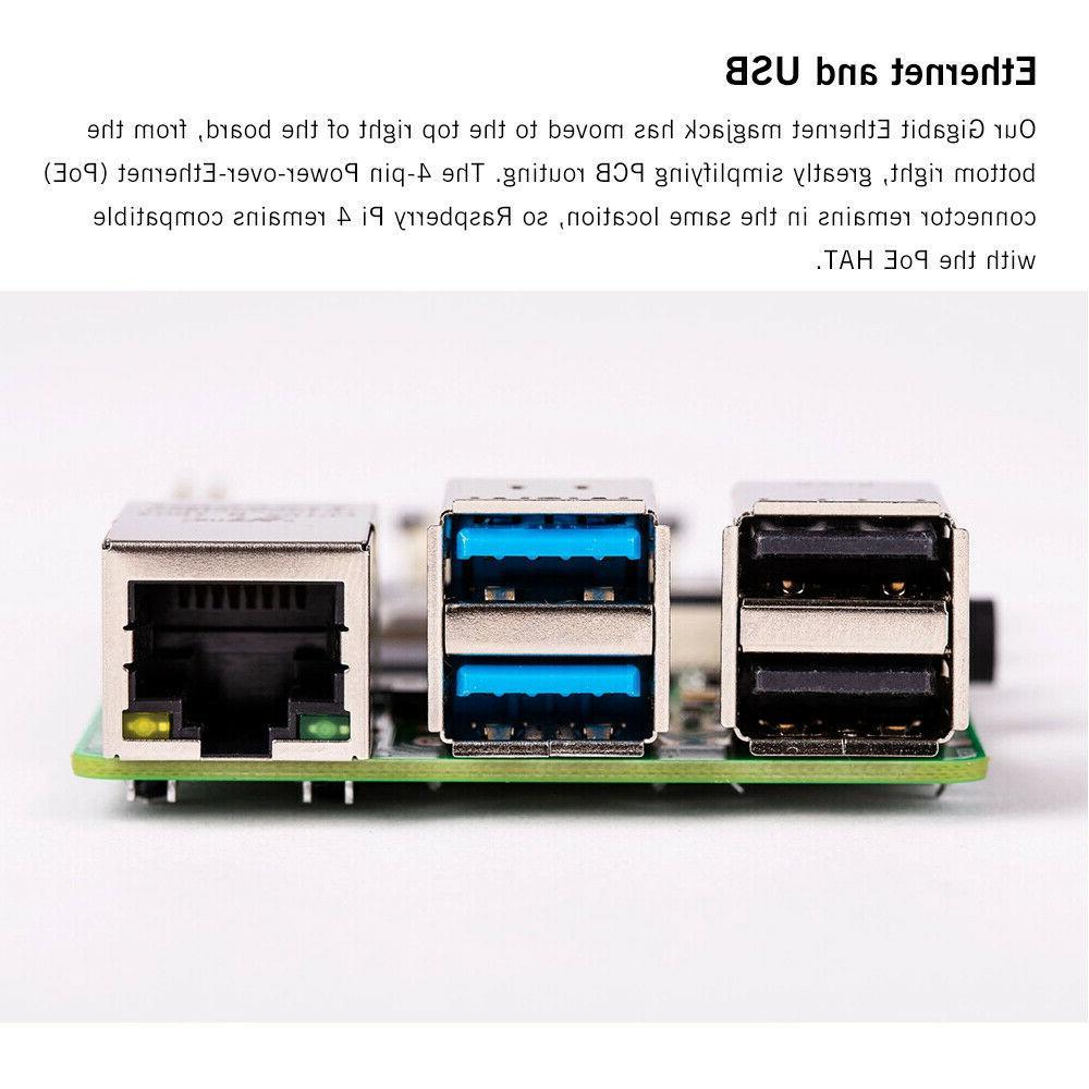 Raspberry B 2.4 / GHz WIFI Bluetooth