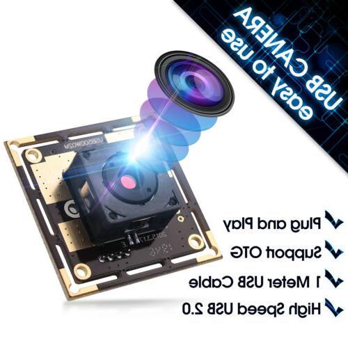 5MP USB For Webcam Lens